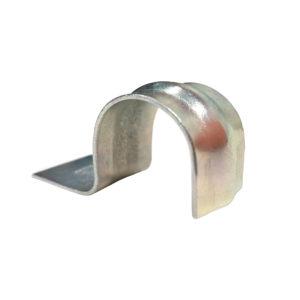 Скоба-хомут металлическая