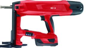 Аккумуляторный монтажный пистолет Hilti BX 3